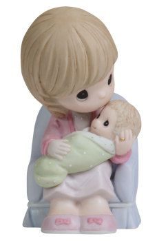 Tender Is A Mother s Love Precious Moments Dolls 7450be619892