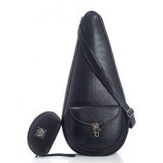 Barcelona Black Tennis Racquet Bag