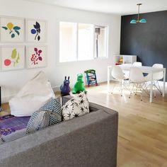 Fun & Functional Playroom || Studio McGee