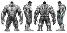 Resultado de imagem para blueprint hulk Hulk Character, Character Model Sheet, Game Character Design, Character Modeling, Character Creation, Character Design Inspiration, Character Concept, Avengers, Hulk Marvel