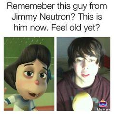 [/r/dank_meme] Feel old yet? Dankest Memes, Funny Memes, Jokes, Jimmy Neutron Memes, Leafy Is Here, Wet Dreams, Tumblr Stuff, Old Cartoons, Funny Pictures