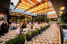 The 7 Most Important Patios of the Summer | Al Fresco Season Is the Best