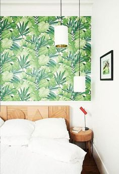 Dwell Headboard Green