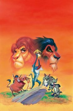 The Lion King Key art