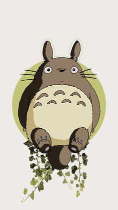 semi-hiatus — my neighbour totoro/spirited away wallpapers req'd. Hayao Miyazaki, Kigurumi Totoro, Animes Wallpapers, Cute Wallpapers, Totoro Drawing, Spirited Away Wallpaper, Studio Ghibli Background, Studio Ghibli Characters, Images Kawaii