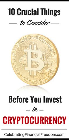 Thinking about investing in cryptocurrency? 10 things you need to know before you get started. Bitcoin and other cryptocurrencies can be a great investment but you need to know what youre doing. Investing In Cryptocurrency, Cryptocurrency Trading, Bitcoin Cryptocurrency, Blockchain Cryptocurrency, Bitcoin Mining Hardware, Bitcoin Business, What Is Bitcoin Mining, Investment Firms, Investment Quotes