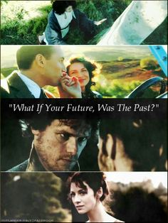 What if your future, was the past? #Outlander