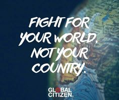 Fight for your world