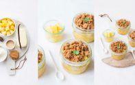 Savourez un délicieux ananas et spéculoos en suivant cette recette facile. Un dessert à partager à plusieurs.
