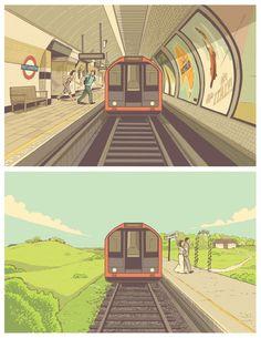 Guy Shields illustrator