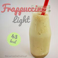 Frappuccino Light  #receita #dieta #light #regime #fitness #saudável