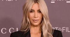 Kim Kardashian muestra por primera vez el rostro de su bebita Chicago West - People en Español