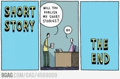 Short story about short stories
