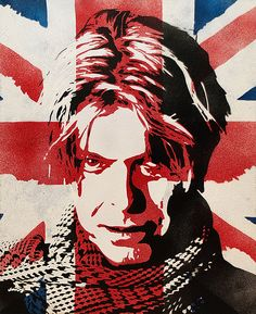 David Bowie, Pop Art.