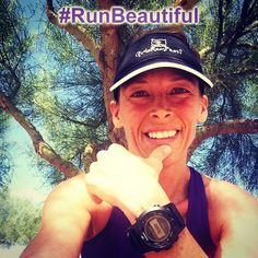 The New face of our visors! Follow @runxplor_50st8s on @instagram #RunBeautiful Michelle!  http://shop.girlsrunfast.com/collections/apparel/products/performance-visors