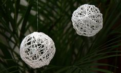 Crochet Earrings, Diy, Christmas Ornaments, Holiday Decor, Videos, Home Decor, Christmas Balls, Cool Crafts, Globes