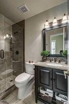 Nicely Designed Bathroom