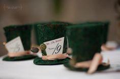 Alice in wonderland wedding theme
