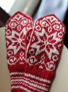 Ravelry: Project Gallery for patterns from Selbu strikkebok