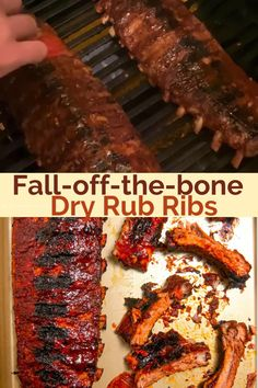 Pork Ribs Grilled, Oven Baked Ribs, Baby Back Ribs Oven, How To Grill Ribs, How To Barbecue Ribs, Ribs On Smoker, Baking Ribs In Oven, Ribs On Bbq, Ribs On The Grill