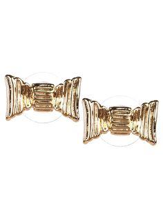 kate spade bows earrings