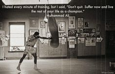 suffer now - mohammad ali