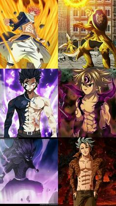 Sorry, Fairy Tail. You're fucked. Otaku Anime, Anime Guys, Anime Art, Fairy Tail Comics, Fairy Tail Manga, Seven Deadly Sins Anime, 7 Deadly Sins, Zeref, Fairytail