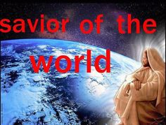 Jesus Christ is the savior of the world. Jesus wants to save you. Seek Him today for soul salvation.