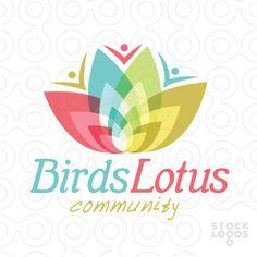 #Birds #Lotus