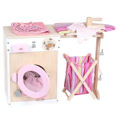 Centro de lavado y planchado