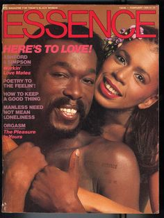 Black Love on ESSENCE Covers Through the Years; Ashford and Simpson On the cover of our February issue in 1980 music power couple Valerie Simpson and the late Nickolas Ashford, best known as iconic R&B group Ashford and Simpson, made an appearance. Solid as a rock!