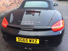 The Porsche Boxster  #carleasing deal | One of the many car and van makes available to lease from www.carlease.uk.com