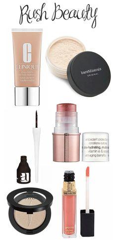 Perfect makeup picks for sorority rush