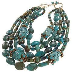 Love Turquoise Jewelry