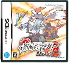 aww yeah, pokemon white 2!