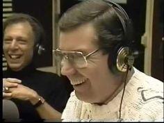 Harry Harrison WCBS FM 11.16.89 30th Anniversary - YouTube