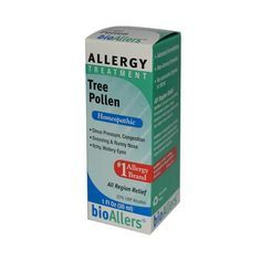 Bio-allers Tree Pollen Allergy Relief (1x1 Oz)Allergy medicine and supplements at www.pickvitamin.com