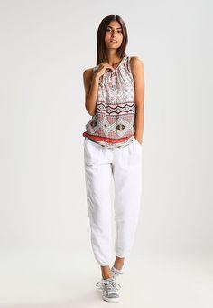 Miss Selfridge, Topshop, Color Naranja, Noisy May, White Jeans, Capri Pants, Fashion, Blouses, Women
