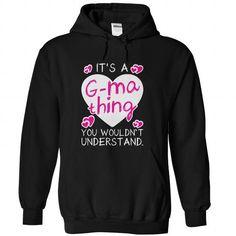 Its a G-ma thing…