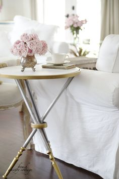 Country Cottage Side Tables