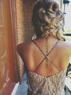 Want oneeeee #butterfly back tattoo #girl back tattoos #angel wings back tattoo