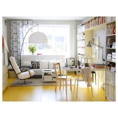 IKEA online shop: Sofas, mattresses, home furnishings and furniture for your bedroom, living room, bathroom and kitchen. Living Room Decor On A Budget, Cozy Living Rooms, Living Room Modern, Home And Living, Living Room Designs, Cloud Server, Salons Cosy, Ikea Family, Living Room Accents