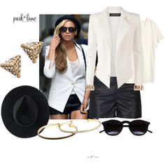 """Recreate Fashion"" by parklanejewelry on Polyvore"