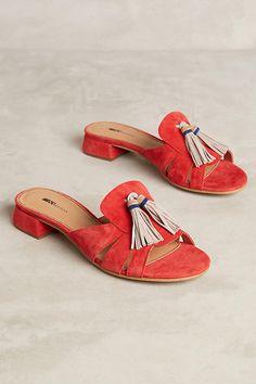 Slide View: 1: Matiko Susan Slide Sandals