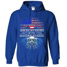 AMERICAN grown Guatemalan roots - #football shirt #sweatshirt style. PURCHASE NOW => https://www.sunfrog.com/States/AMERICAN-grown-Guatemalan-roots-8155-RoyalBlue-Hoodie.html?68278
