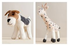 Our new favorite stuffed animals from To The Market