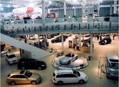 The Top Ten Car Museums in the World - 8. Toyota Mega Web