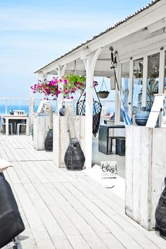 © Paulina Arcklin | Beach Club NATUREL in Schveningen, The Netherlands | www.naturel.info