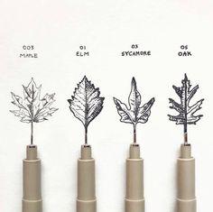 Sakura Micron, Sakura Pens, Pen Sketch, Art Sketches, Pigma Micron, Ink Pen Drawings, Bullet Journal Inspiration, Copics, Doodle Art