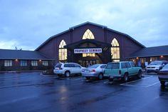 Igreja Adventista do Sétimo Dia em Vancouver, Washington, USA.  Fotografia: Christian Edition no Flickr.